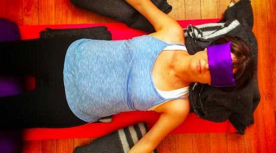 restorative yoga clayfield