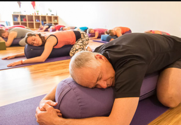 Restorative Yoga, Reiki, Bowen Therapy 7 July